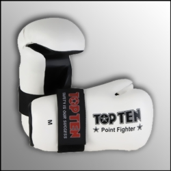 Top Ten Open Hands Point Fighter