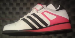 Gewichtheberschuhe adidas Power perfect II